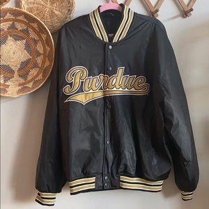 Vintage Purdue jacket